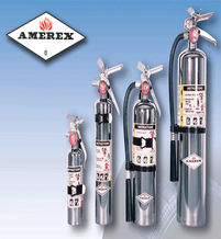 Amerex ABC Multi-Purpose Dry Chemical Extinguishers