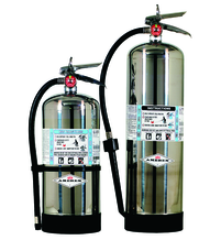 Amerex Foam Stored Pressure Extinguishers