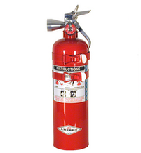 Amerex FAA Approved Halotron Extinguishers